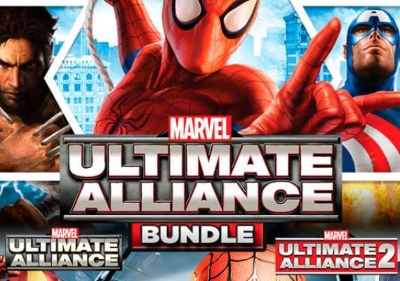 Marvel: Ultimate Alliance - Bundle