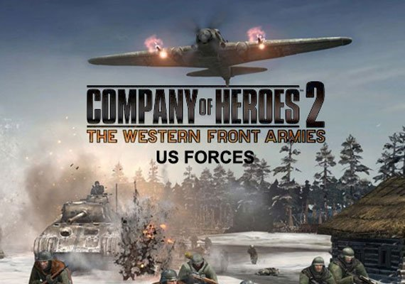 Company of Heroes 2: The Western Front Armies - US Forces