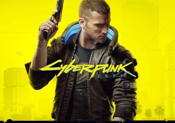 Cyberpunk 2077 EU Xbox One