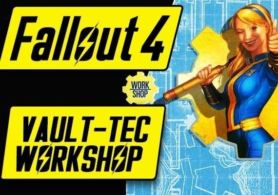 Fallout 4 Vault-Tec Workshop EU