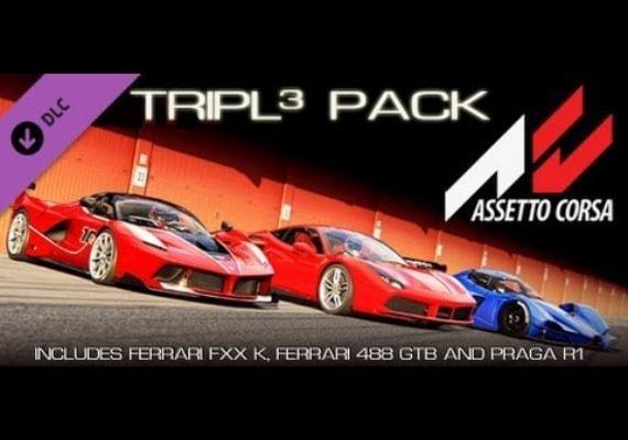 Assetto Corsa -Tripl3 Pack EU