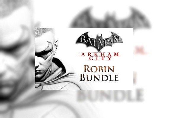 Batman: Arkham City - Robin Bundle US