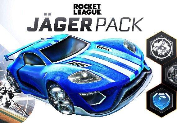 Rocket League - Jager Pack ARG