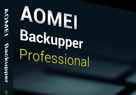 AOMEI Backupper Professional Latest version
