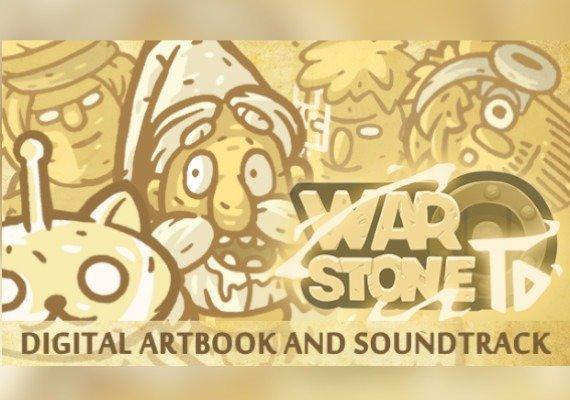 Warstone - OST Artbook and Comics