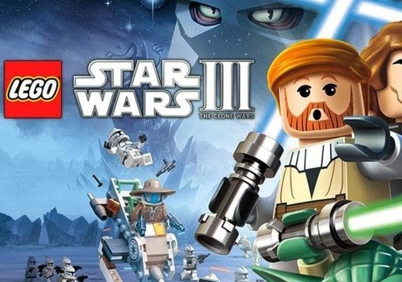 LEGO: Star Wars III - The Clone Wars RU