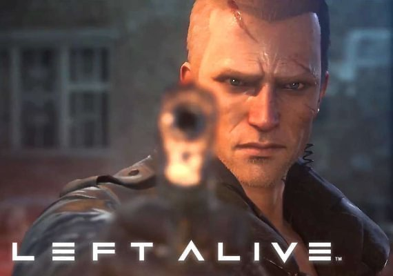 LEFT ALIVE - Survival Pack US