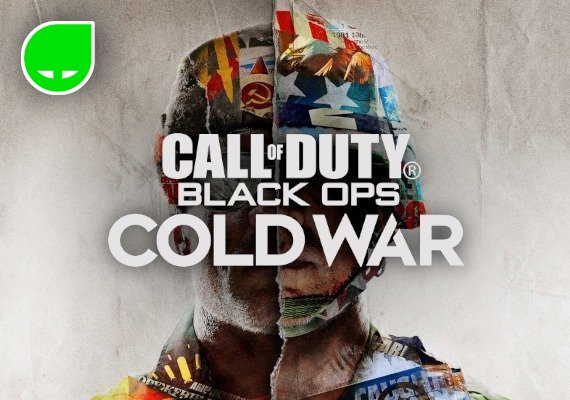 Call of Duty: Black Ops - Cold War Green Gift