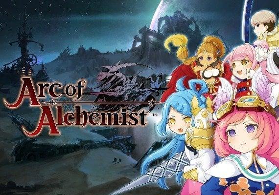Arc of Alchemist US