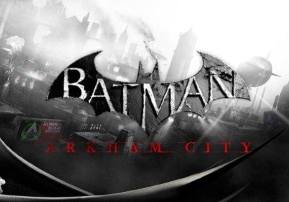 Batman: Arkham City - Challenge Map Pack US