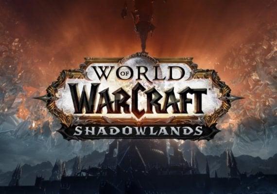 WoW World of Warcraft: Shadowlands - Soundtrack EU