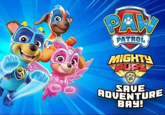PAW Patrol: Mighty Pups - Save Adventure Bay