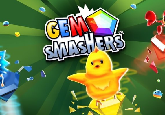 Gem Smashers PS Vita US