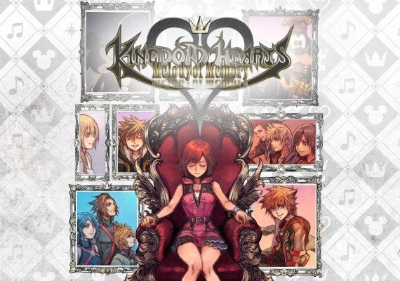 Kingdom Hearts: Melody of Memory International EU