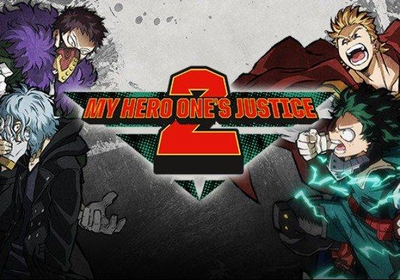 My Hero One's Justice 2: Unique Fiery Mustache