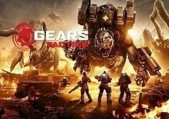 Gears Tactics EU