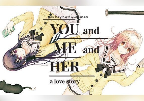 You and Me and Her: A Love Story EU