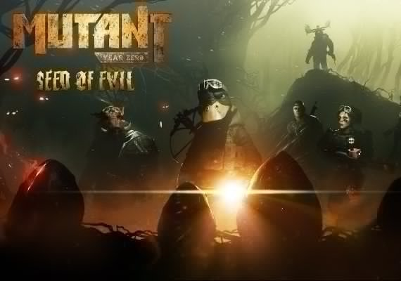 Mutant Year Zero: Seed of Evil US