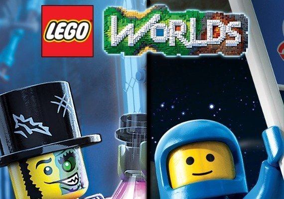 LEGO: Worlds - Classic Space and Monsters Pack US
