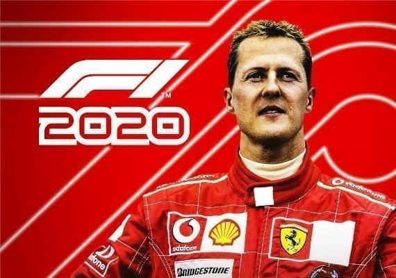 F1 2020 - Deluxe Schumacher Edition Upgrade EU