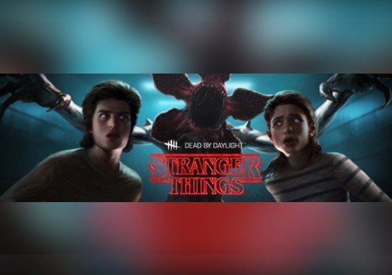 Dead by Daylight - Stranger Things Edition