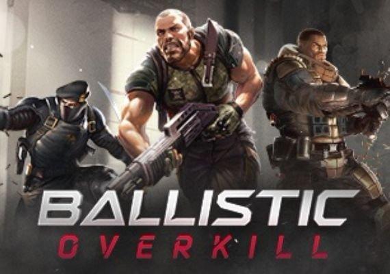Ballistic Overkill EMEA