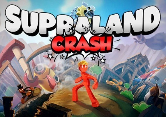 Supraland Crash US