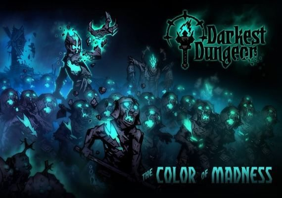 Darkest Dungeon - The Color Of Madness DLC