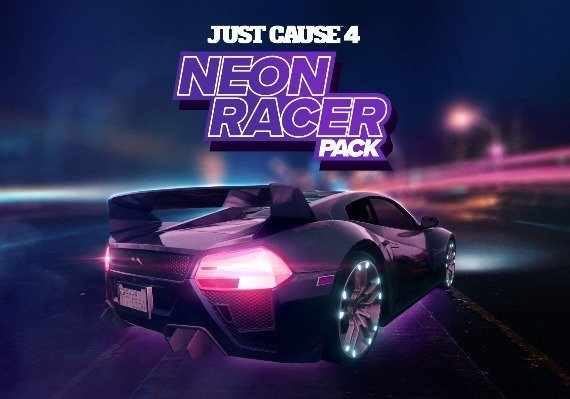 Just Cause 4 - Neon Racer Pack US