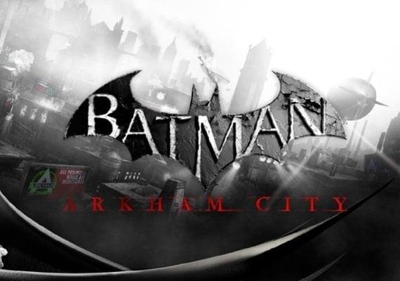 Batman: Arkham City - Arkham City Skins Pack US