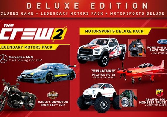 The Crew 2 - Deluxe Edition EMEA