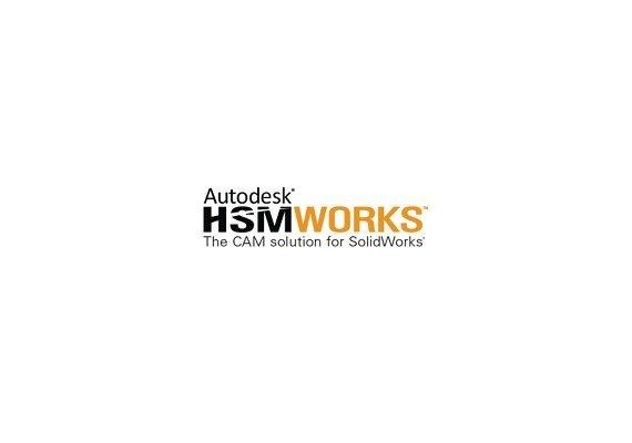 Autodesk HSMWorks Ultimate 2021 1 Year Windows