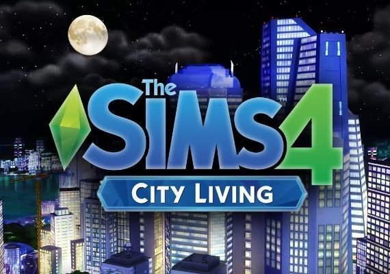 The Sims 4 - Expansions Bundle + City Living, Get to Work, Get Together