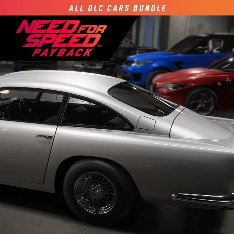 Need for Speed: Payback - All DLC Cars Bundle