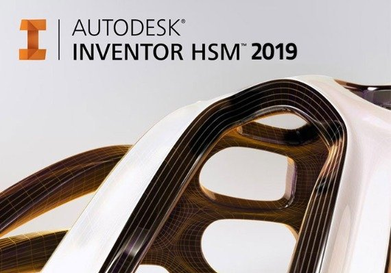 Autodesk Inventor HSM Ultimate 2019 1 Year Windows