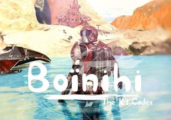 Boinihi: The Ki Codex US