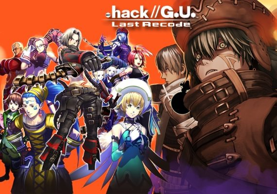 .hack//G.U. Last Recode