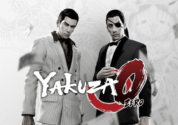 Yakuza 0 - Digital Deluxe Edition EU