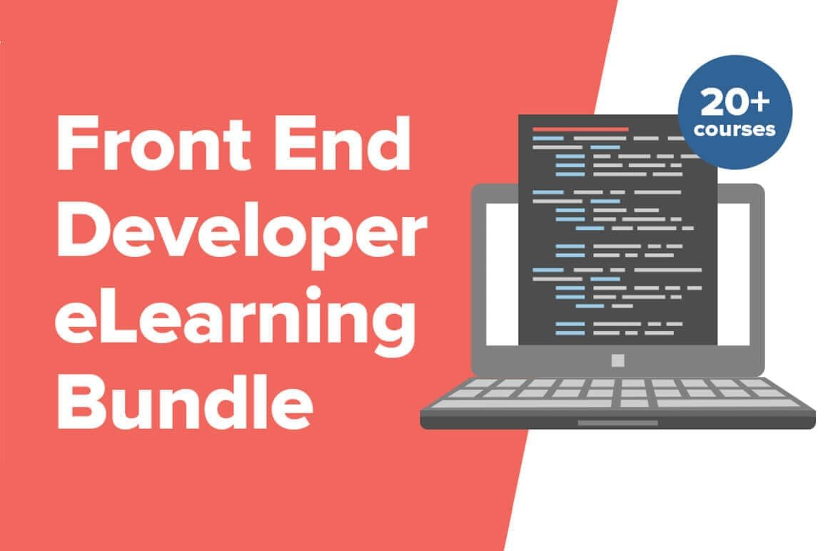 Front End Developer - eLearning Bundle