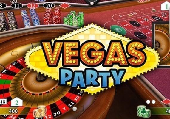 Vegas Party PS Vita EU