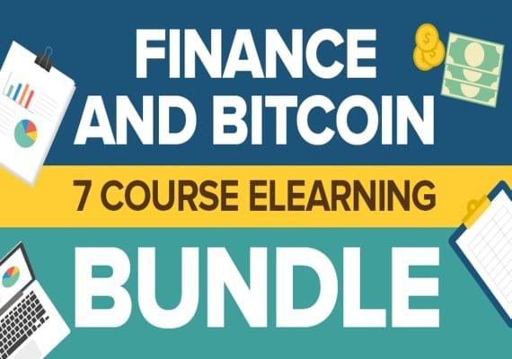 Finance and Bitcoin - eLearning Bundle