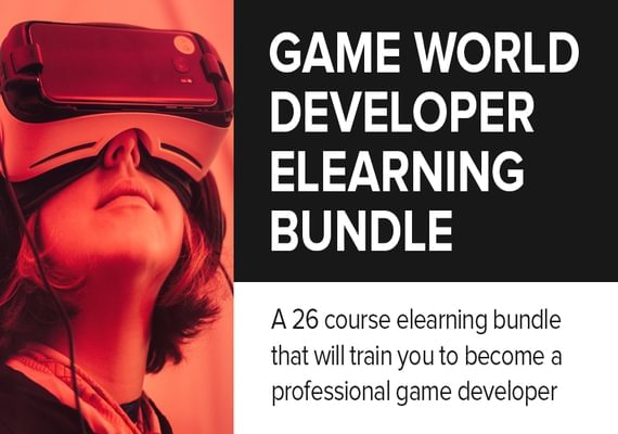 Game World Developer - eLearning Bundle