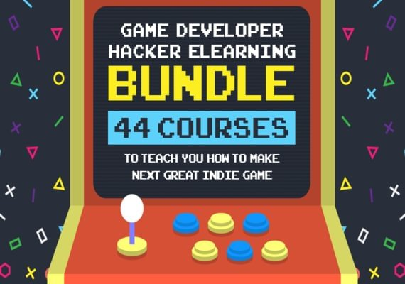 Game Developer Hacker - eLearning Bundle