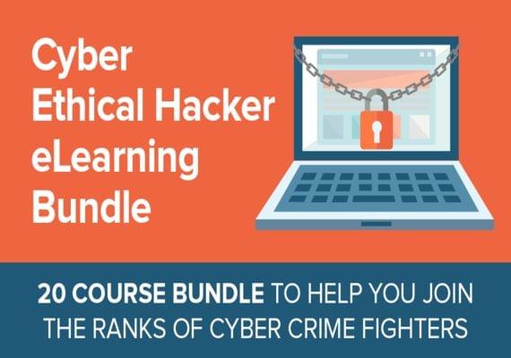 Cyber Ethical Hacker - eLearning Bundle