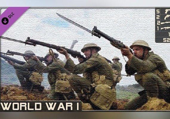 World of Guns: Gun Disassembly - World War I: Pack 1