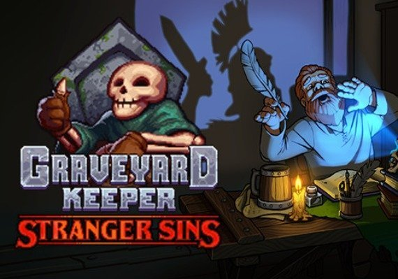 Graveyard Keeper: Stranger Sins