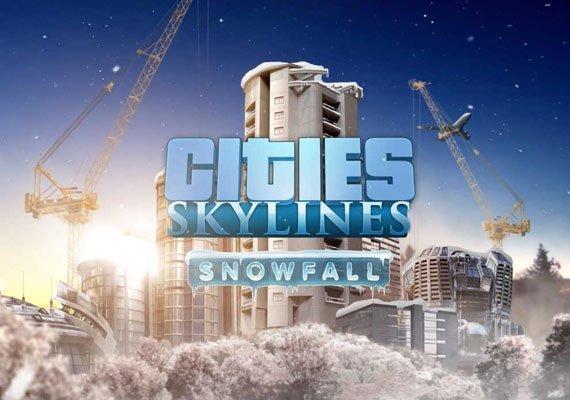 Cities: Skylines - Snowfall EU