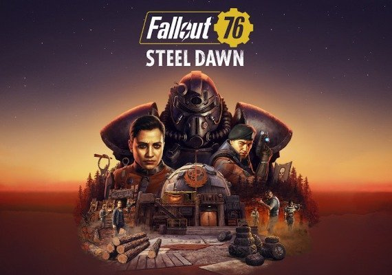 Fallout 76 - Steel Dawn Deluxe Edition