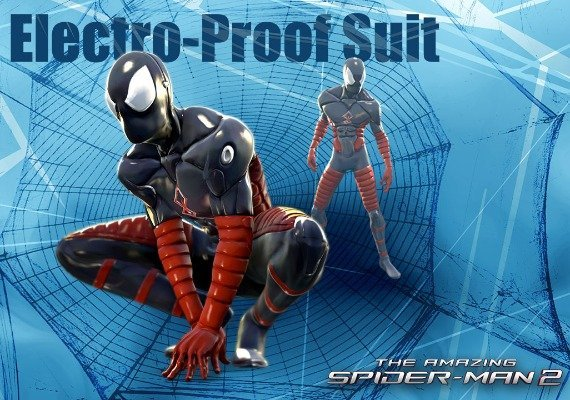 The Amazing Spider-Man 2: Electro-Proof Suit