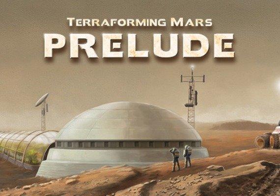 Terraforming Mars: Prelude EU